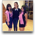 'Jammu' for Breast Cancer Support w/t Guliana Rancic